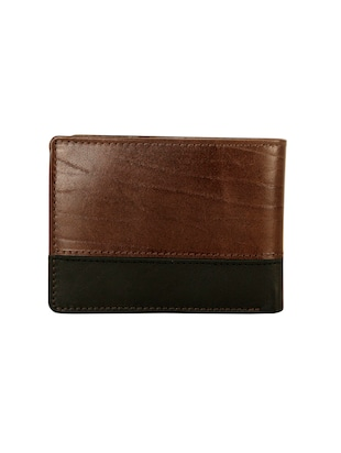 brown leather wallet - 14479258 - Standard Image - 2