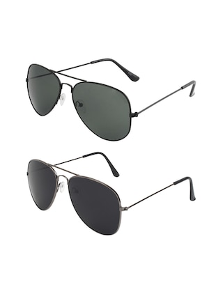 Abner Combo of two sunglasses - 14480578 - Standard Image - 2