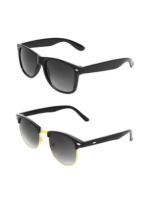 Abner Combo of two sunglasses - 14480629 - Standard Image - 2