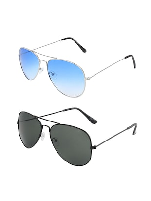 Abner Combo of two sunglasses - 14480632 - Standard Image - 2