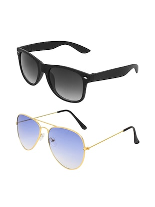 Abner Combo of two sunglasses - 14480664 - Standard Image - 2