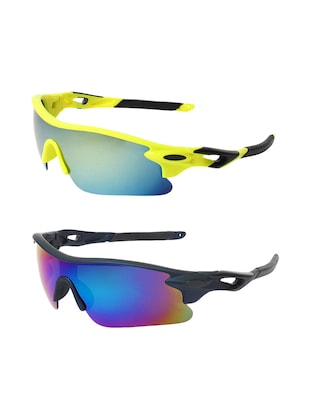 Abner Combo of two sunglasses - 14480669 - Standard Image - 2