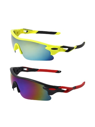 Abner Combo of two sunglasses - 14480673 - Standard Image - 2