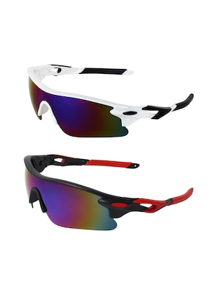 Abner Combo of two sunglasses - 14480674 - Standard Image - 2