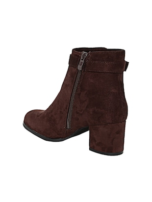 brown ankle  boot - 14485702 - Standard Image - 2