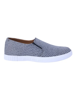 grey casual slipon - 14486536 - Standard Image - 2