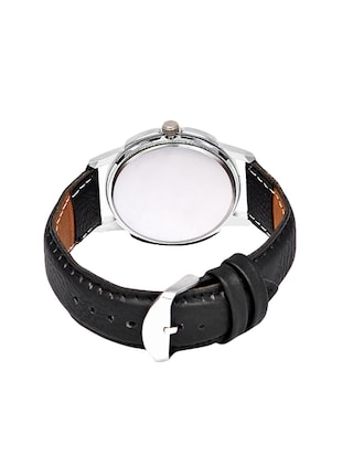 X5 Fusion Royal Black Leather Watch Set of 2 - 14487063 - Standard Image - 5