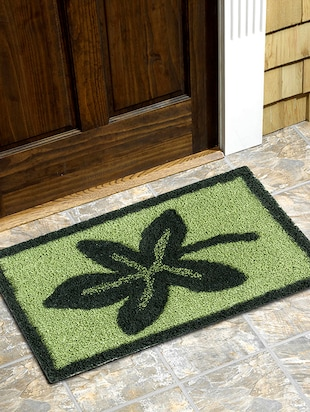 Set of 2 Soft & Anti-Slip Door Mat with Bath Mat - 14497237 - Standard Image - 2