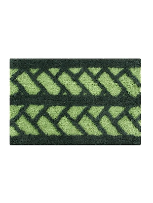 Set of 2 Soft & Anti-Slip Door Mat with Bath Mat - 14497237 - Standard Image - 5