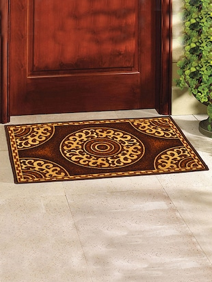 Set of 2 Soft & Durable Door Mat - 14497279 - Standard Image - 2