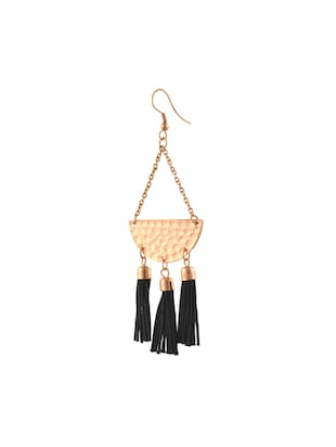 multi metal other earring - 14502715 - Standard Image - 2