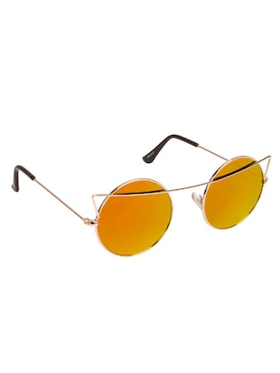 Arzonai Griffin MA-004-S2 Unisex Round Sunglasses - 14503605 - Standard Image - 2