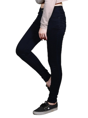dark blue denim jean - 14510196 - Standard Image - 2
