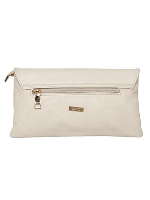 beige leatherette  regular sling bag - 14512830 - Standard Image - 2