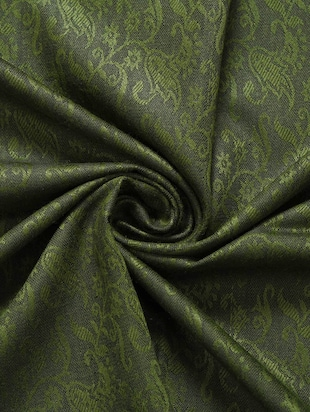 green colored shawl - 14521659 - Standard Image - 2