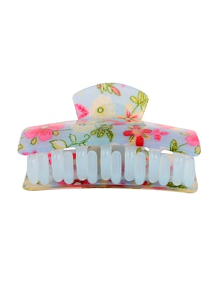 THE ETHNIC WEARS Plastic Hair Clip for Women - Set of 4 (HCC-0009) - 14528747 - Standard Image - 2