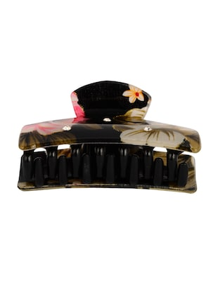 THE ETHNIC WEARS Plastic Hair Clip for Women - Set of 3 (HCC-0018) - 14528756 - Standard Image - 5
