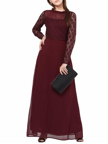 Long Dresses Buy Designer Long Dresses For Girls Online In India