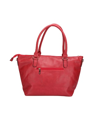 red regular handbag - 14535553 - Standard Image - 2