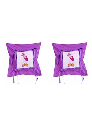 "Cartoon Character ""Daisy duck"" Printed Set Of 5 Cushion Covers - 14535575 - Standard Image - 2"