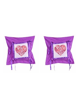 Digital Printed Set Of 5 Cushion Covers - 14535674 - Standard Image - 2