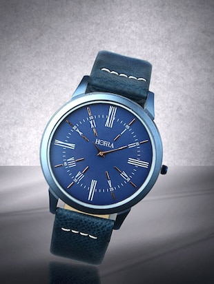 HORRA lightweight ANALOG MENS WATCH - HR717MLBL100 - 14538510 - Standard Image - 2
