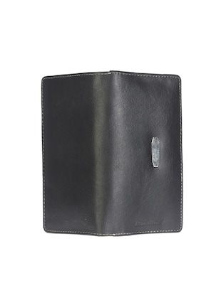 black synthetic leather wallet - 14538887 - Standard Image - 2