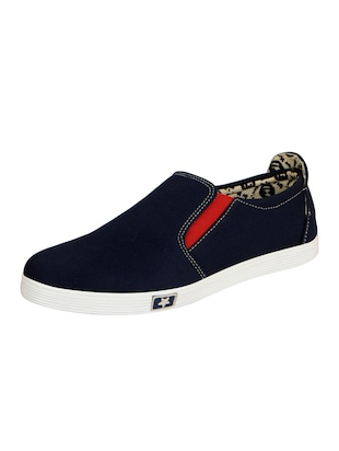 blue casual slipon - 14543738 - Standard Image - 2