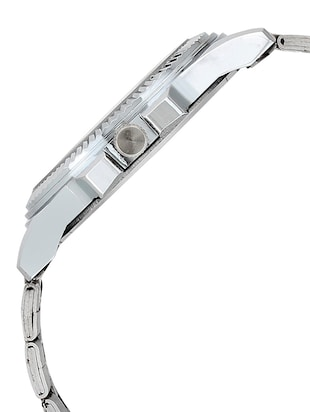 Luba stainless steel analog watch - 14544880 - Standard Image - 2
