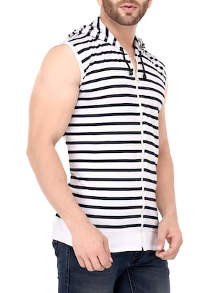 Monochrome cotton  t-shirt - 14545794 - Standard Image - 2