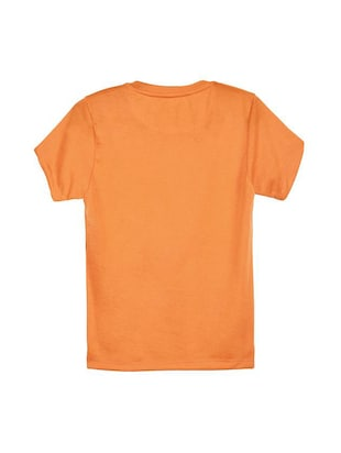 orange cotton tshirt - 14546838 - Standard Image - 2