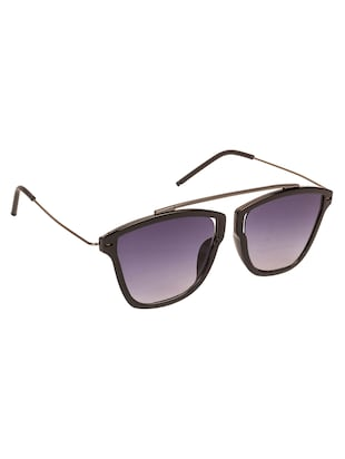 Arzonai James MA-051-S5 Unisex Retro Square Sunglasses - 14547928 - Standard Image - 2