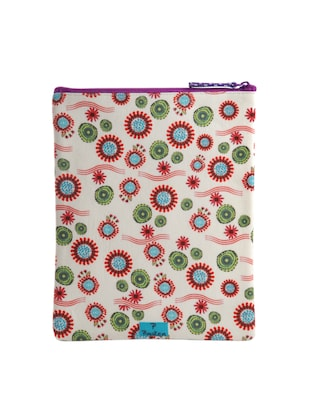 multi colored fabric mobile cover - 14560211 - Standard Image - 2