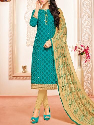 fa81a9b040 Suits & Dress Material