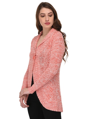 orange solid shrug - 14677882 - Standard Image - 2