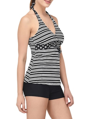 multi colored functional swimsuit - 14798892 - Standard Image - 2