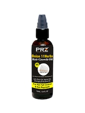 PRZ ONION 11 Herbs Hair Growth Oil For Unisex (100 ML) - By