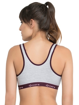 Set of 2 multi colored sports bras - 14846271 - Standard Image - 5