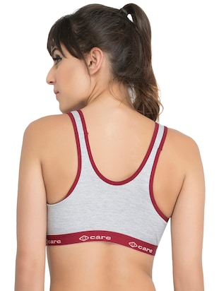 Set of 2 multi colored sports bras - 14846272 - Standard Image - 5