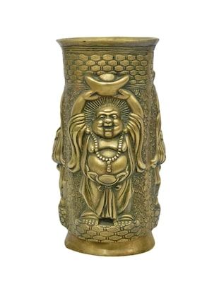 Decorative Laughing Buddha Flower Pot Handicrafts Product