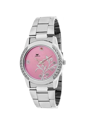 Abrexo Abx5015-PINK Urban series Analog Watch - For Women -  online shopping for Analog watches
