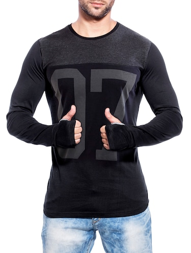 T Shirts for Men - Upto 70% Off  f87e87990