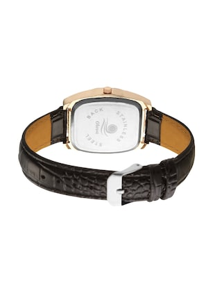 Oleva Premium Women's Leather Watch OPLW-28-BLACK-M - 14889632 - Standard Image - 2