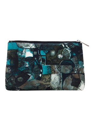 multi colored polyester printed pouches - 14893316 - Standard Image - 2