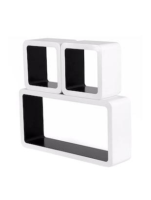 Mdf Floating Wall Grande Cube Wall Shelves Set Of 3 - 14894188 - Standard Image - 2