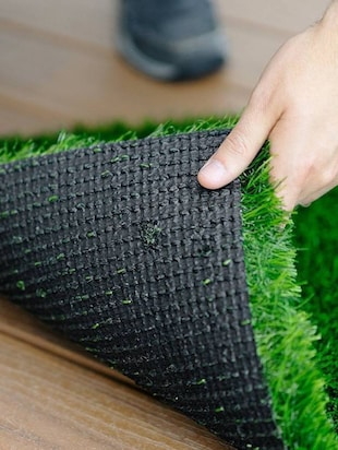 River Grass Artificial Carpet Nylon With Rubber - 14895450 - Standard Image - 2