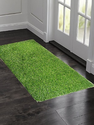 River Grass Artificial Carpet Nylon With Rubber - 14895461 - Standard Image - 2