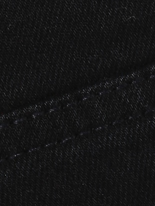 black denim plain jeans - 14895560 - Standard Image - 5