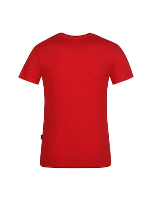 red cotton tshirt - 14896190 - Standard Image - 2