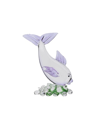 Somil Little Parrot Fish Decorative Showpiece - 14896232 - Standard Image - 2